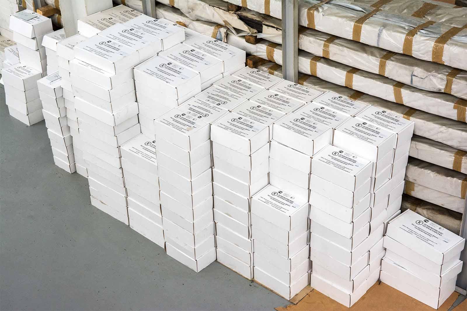 Биметаллическая лента и готовая продукция